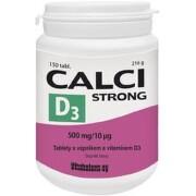Calci Strong + vit.D3 tbl.150 Vitabalans
