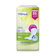 TENA Lady Slim Mini Plus - Inkontinenční vložky (16ks)