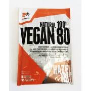 Vegan 80 35 g hazelnut, Extrifit