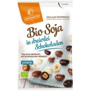 Landgarten BIO sója v čokoládě 50g