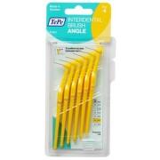 TePe mezizub.kartáčky Angle žluté 0.7mm 6ks 154650