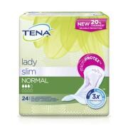 TENA Lady Slim Normal - Inkontinenční vložky (24ks)