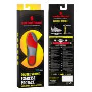 Sorbothane Double Strike gelové vložky do bot v.42