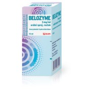 BELOZYME 3MG/ML ORM SPR SOL 1X15ML