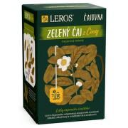 LEROS Čajovna Zelený čaj n.s.20x2g