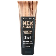 Dermacol Men Agent sprch.gel Sensit.feeling 250ml