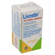 LIVOSTIN 0,5MG/ML oční podání GTT SUS 1X4ML