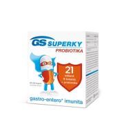 GS Superky probiotika cps.60+20 ČR/SK