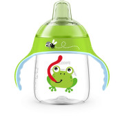 AVENT Hrnek pro 1.doušky Premium 260ml zelený