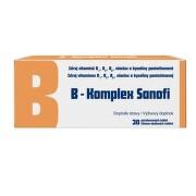 B-Komplex Zentiva por.tbl.flm.30