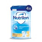 Nutrilon 3 Vanilka 800g - balení 4 ks