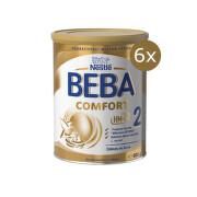 BEBA COMFORT 2 HM-O 800g - balení 6 ks