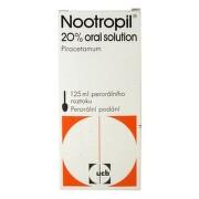 NOOTROPIL 200MG/ML perorální SOL 125ML