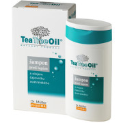 Tea Tree Oil šampon proti lupům 200ml Dr.Müller