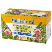 Müllerův čaj s proskurníkem (odkašlávání) 20x1.5g