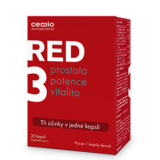 Cemio RED3 cps.30 - II.jakost