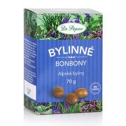 Dr.Popov Bonbony Alpské byliny 70g