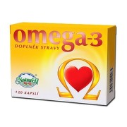 Omega-3 cps.120 Naturell