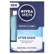 NIVEA FOR MEN voda po hol. 2v1 P&C 100ml č. 88569