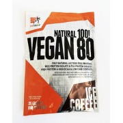 Vegan 80 35 g ice coffee, Extrifit