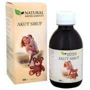 Natural Medicaments Akut sirup 200ml