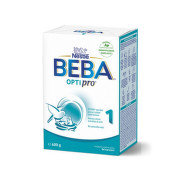 NESTLÉ Beba 1 OPTIPRO 600g new