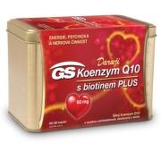 GS Koenzym Q10 60mg Plus cps.60+60 dárek 2019