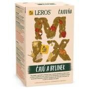 LEROS Čajovna Mix čajů a bylinek n.s.16x2g&2x2.5g