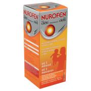 NUROFEN PRO DĚTI 20MG/ML perorální SUS 100ML II
