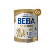 BEBA COMFORT 4 HM-O  800g - balení 6 ks