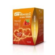 GS Vitamin C1000+šípky tbl.100+20 dárkové balení 2020 ČR/SK - II. jakost