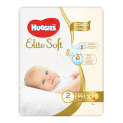 HUGGIES Elite Soft 2 4-6kg 66ks