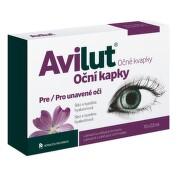 AVILUT Oční kapky 10x0.5ml