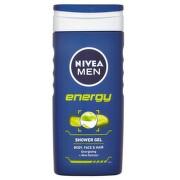 NIVEA Sprchový gel muži ENERGY 250ml č.80803