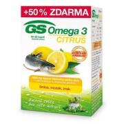 GS Omega 3 Citrus cps.60+30