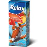 Relax jablko-broskev-jahoda 0.2l