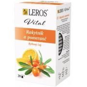 LEROS VITAL Rakytník a pomeranč 20x2g