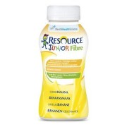 RESOURCE JUNIOR FIBRE BANÁN perorální SOL 4X200ML