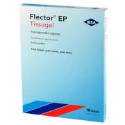 FLECTOR EP TISSUGEL 180MG transdermální EMP 10