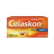 CELASKON 250MG neobalené tablety 100