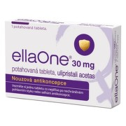 ELLAONE 30MG potahované tablety 1 II