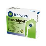BRONCHIPRET TYMIÁN A PRVOSENKA potahované tablety 20