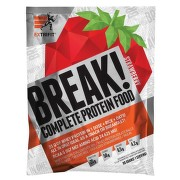 EXTRIFIT Break! Protein Food 90g Raspberry