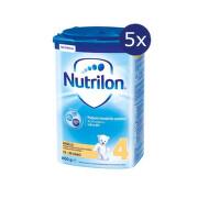 Nutrilon 4 Vanilka 800g - balení 5 ks