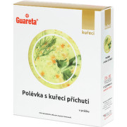 Guareta Polévka s kuřecí příchutí v prášku 3x55g