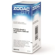 ZODAC 10MG/ML perorální GTT SOL 1X20ML II