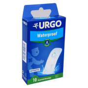 URGO Waterproof Voděodolná náplast Aquafilm 10ks