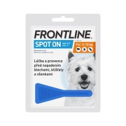 Frontline Spot On Dog S 1x1 pipeta 0.67ml