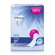 TENA Lady Maxi - Inkontinenční vložky (12ks)