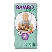 BAMBO Nature 4 Maxi 7-18kg 60ks
